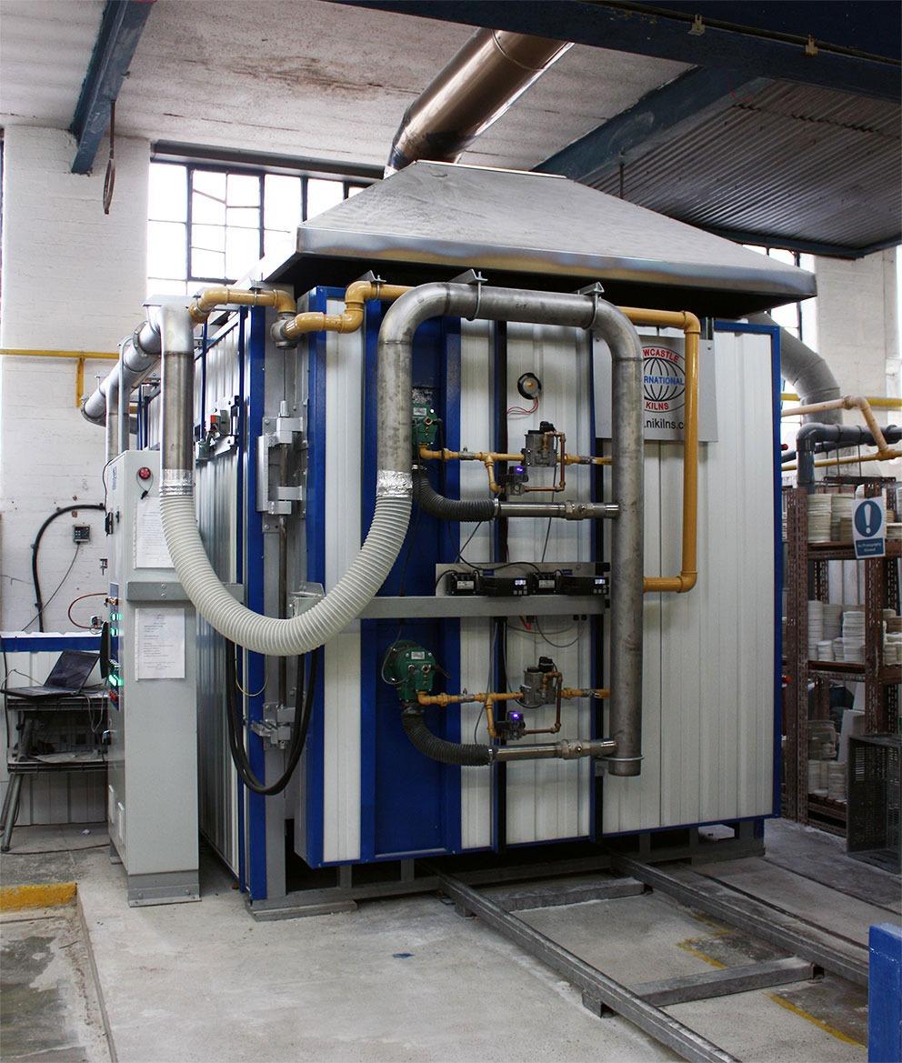 Bespoke Industrial Gas Kilns 1