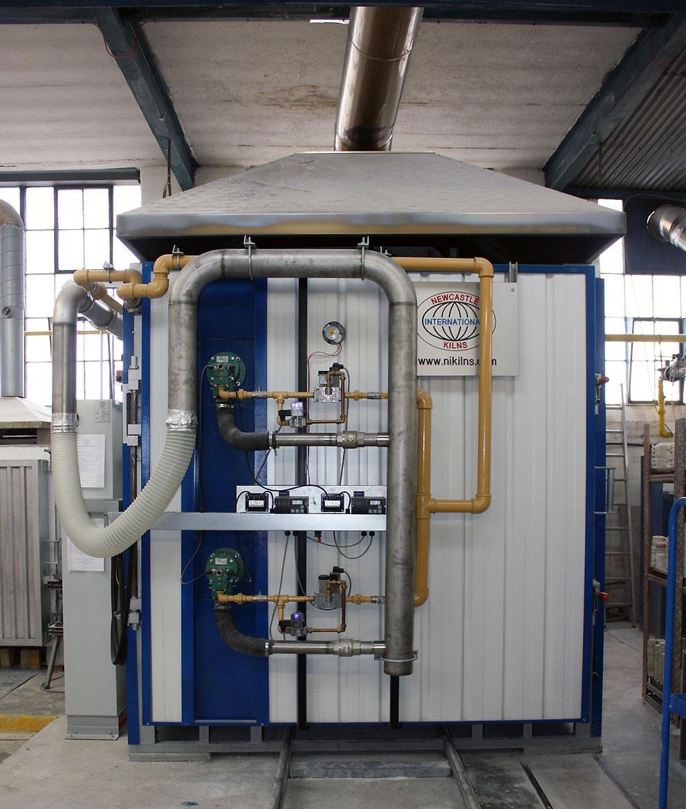 Bespoke Industrial Gas Kilns 2