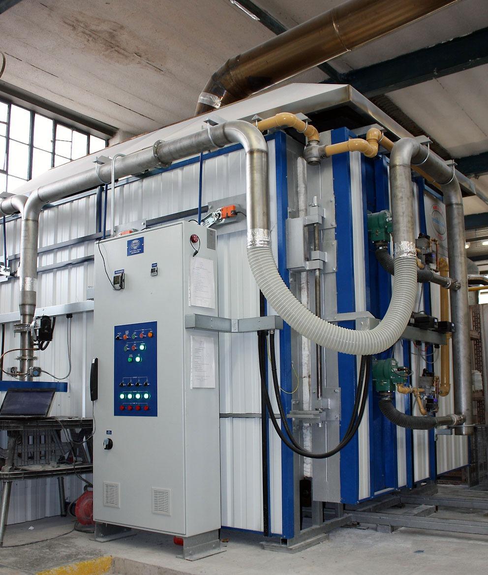 Bespoke Industrial Gas Kilns 3